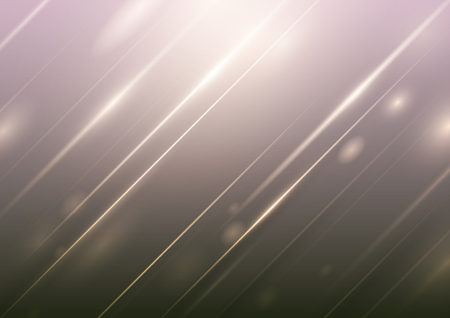 Abstract lighting background with blurred lines, Vector illustration 矢量图像