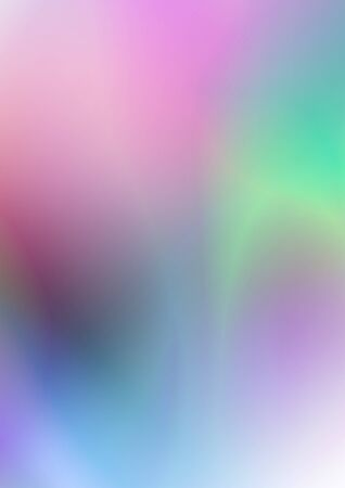 Abstract blurred colors background. Vector
