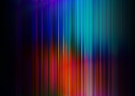 Vertical speed lines colorful background. Vector