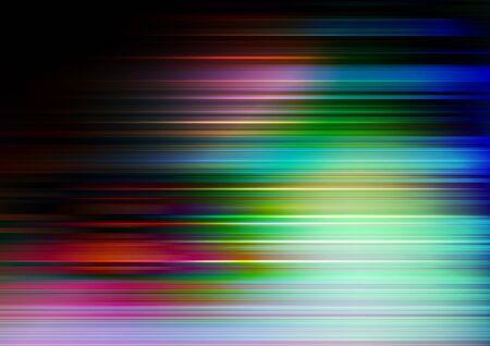 Líneas de velocidad con fondo de colores. Vector Eps10 Ilustración de vector