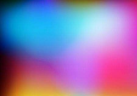 Blurred abstract colorful background. Vector Eps10