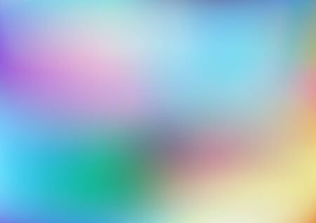 Blurred abstract soft colors background. Vector Eps10