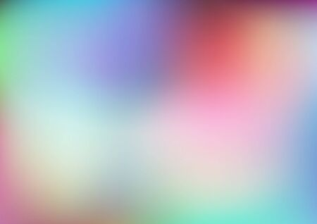 Soft blurred colors background. Vector Eps10  イラスト・ベクター素材