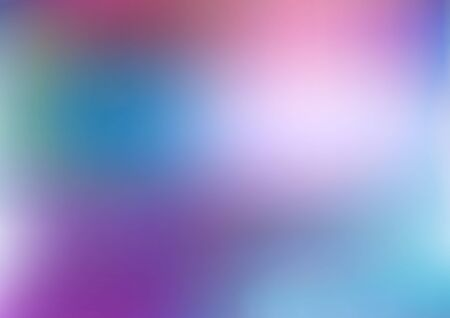Abstract blurred colors background. Vector Eps10