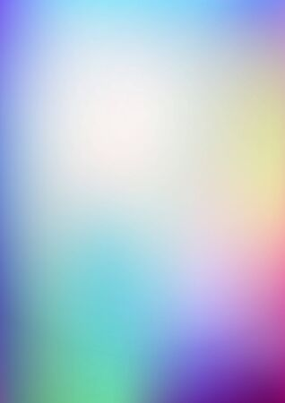 Blurred abstract colors background. Vector Eps10