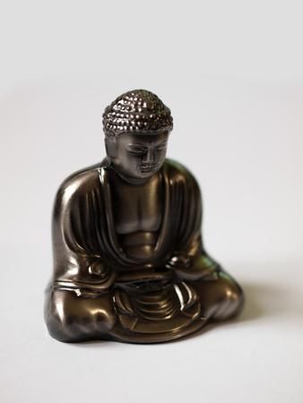 COLOR PHOTO OF THE GREAT BUDDHA OF KAMAKURA