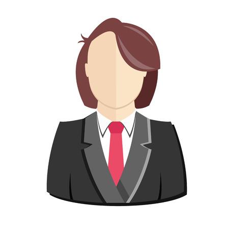 User Profile Avatar Woman Icon