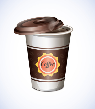 to go cup: Cup Of Coffee