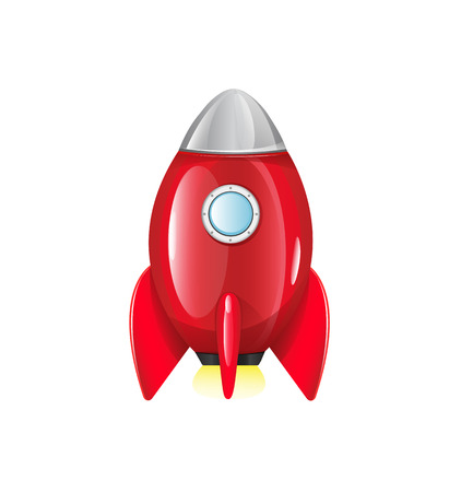 Rocket  Ilustração
