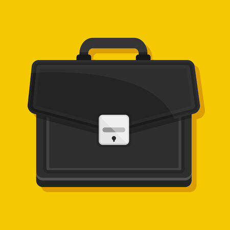 business briefcase: Vector Briefcase Icon