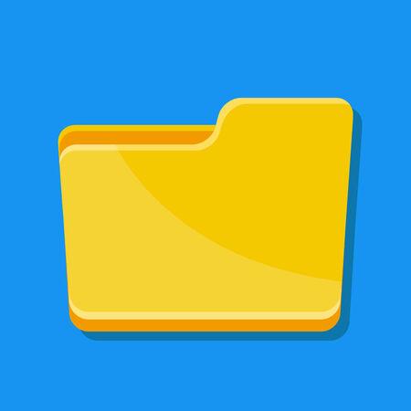 archive site: Vector Folder Icon