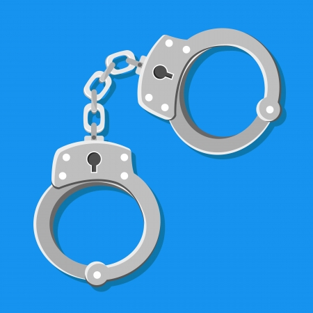handcuffs: Vector Handcuffs Icons