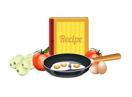scrambled: Culinary Set3 Illustration