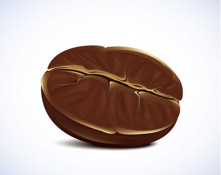Coffee Bean Stock Vector - 24626595