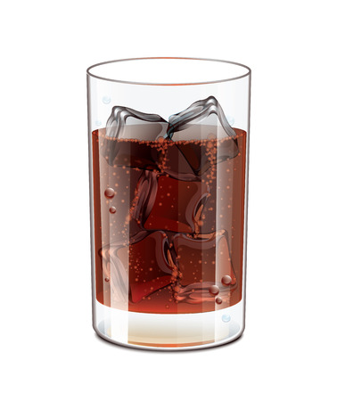 cocacola: Soda Illustration