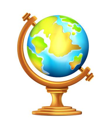 географический: Географическое Глобус