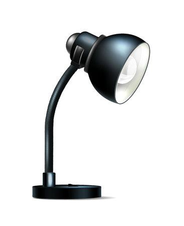 adjustable: Reading Lamp  Illustration