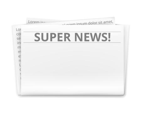 gazette: Newspaper Template
