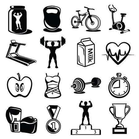 Vector Fitness, Bodybuilding Vector