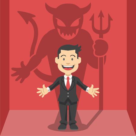 swindler: Businessman\