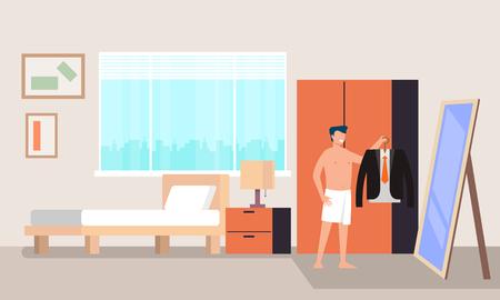 Character work Vector flat cartoon graphic design illustration