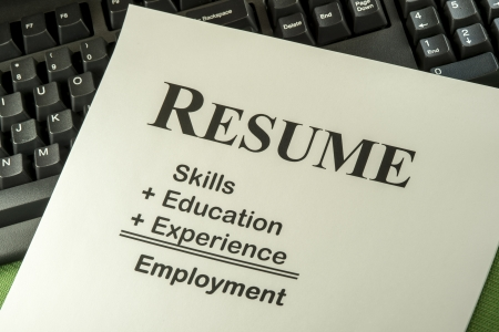 Successful Candidate Resume  Skills   Education   Experience = Employment