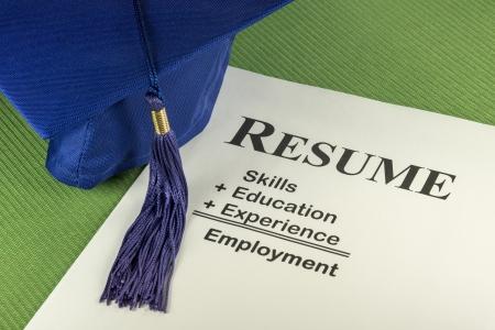 成功した候補者の履歴書スキル教育経験雇用を =