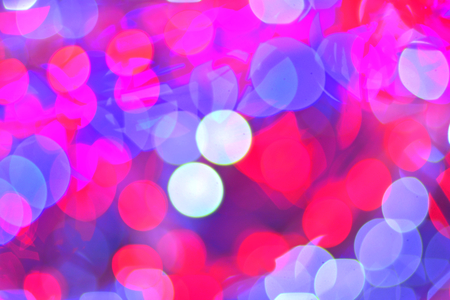 multi colored: multi colored bokeh background