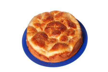 batch: Fresh and hot batch of tasty bread