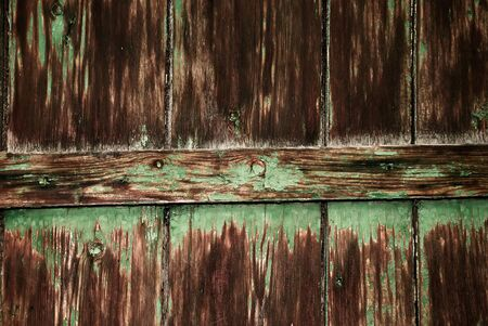 very old grunge wood background for use in design Stock Photo