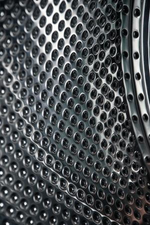 hard alloy: Diamond steel metal sheet useful as background