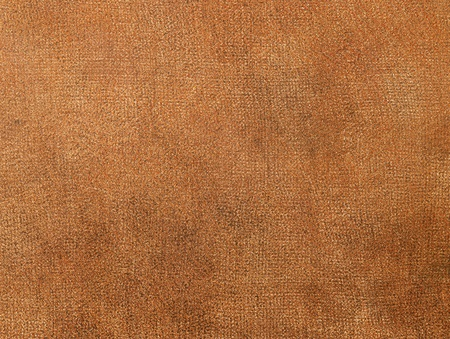 stochastic: abstract metallic background showing the detail of a rough copper plate Stock Photo