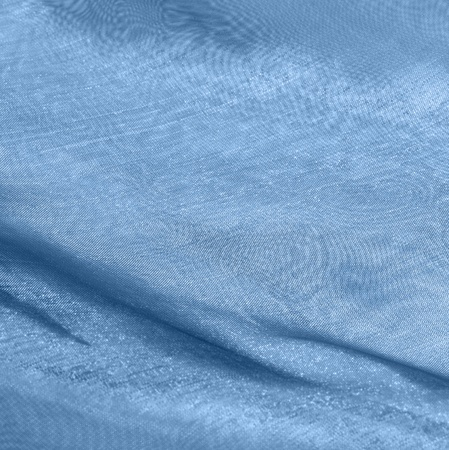 wavily: full frame wavily abstract blue fabrics background