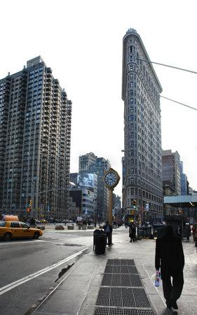 roadside city view of New York (USA) Stock Photo - 11026411
