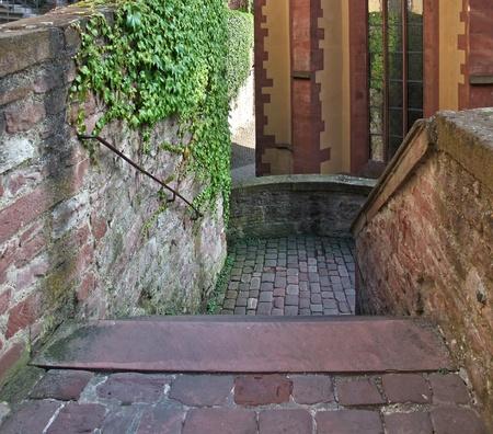 wertheim: detail of Wertheim am Main, a small city in Southern Germany