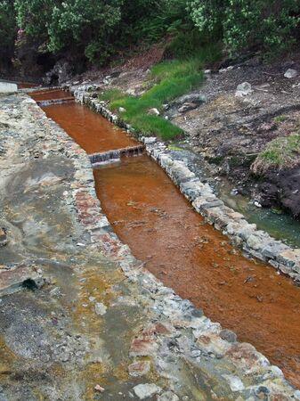 moistness: canalizzato primavera calda a Sao Miguel Island