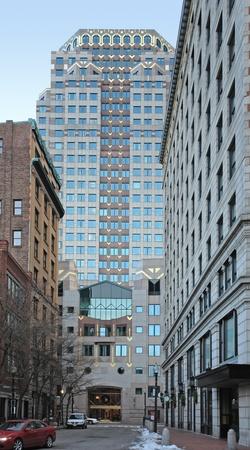city view of Boston (Massachusetts, USA) Stock Photo - 11964981