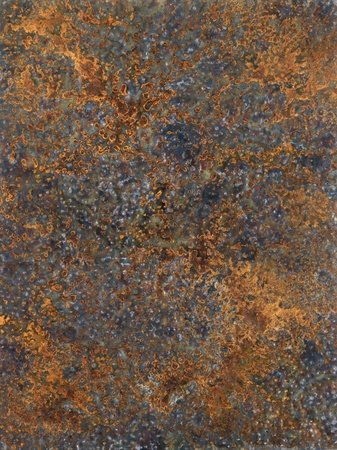 full frame abstract background created by me, named Corrosion photo