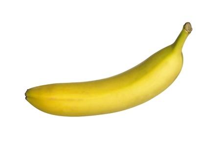fresh yellow banana  photo