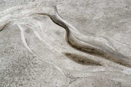 verve: grey full frame abstract stone detail Stock Photo
