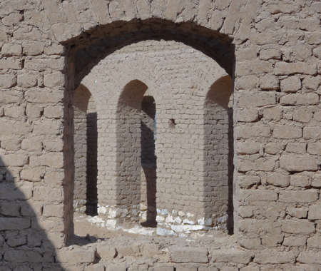 architectural detail seen in Egypt photo
