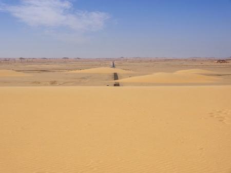 libyan: the Libyan Desert in Egypt