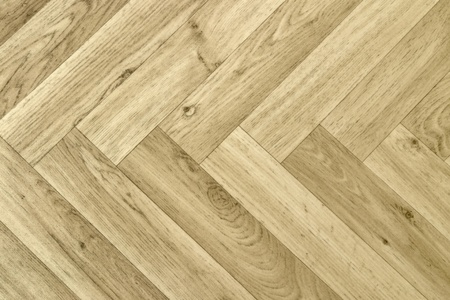 full frame detail of a artificial wooden parquet floor photo