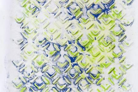 structured: detalle extracto marco completo de una superficie pintada estructurado Foto de archivo
