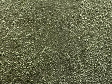 air bladder: full frame sfondo astratto sott'acqua con un sacco di piccole bolle d'aria