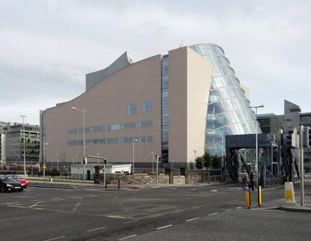 Convention Centre Dublin in Ireland