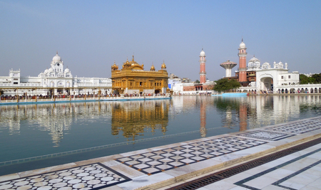 amritsar: city named Amritsar in India