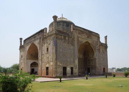 ka: Chini Ka Rauza in Agra in Uttar Pradesh, India