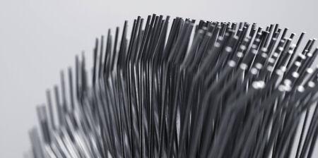 filaments: lots of metal filaments in greyback