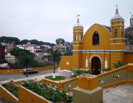 lima: capital city of Peru named Lima (South America)